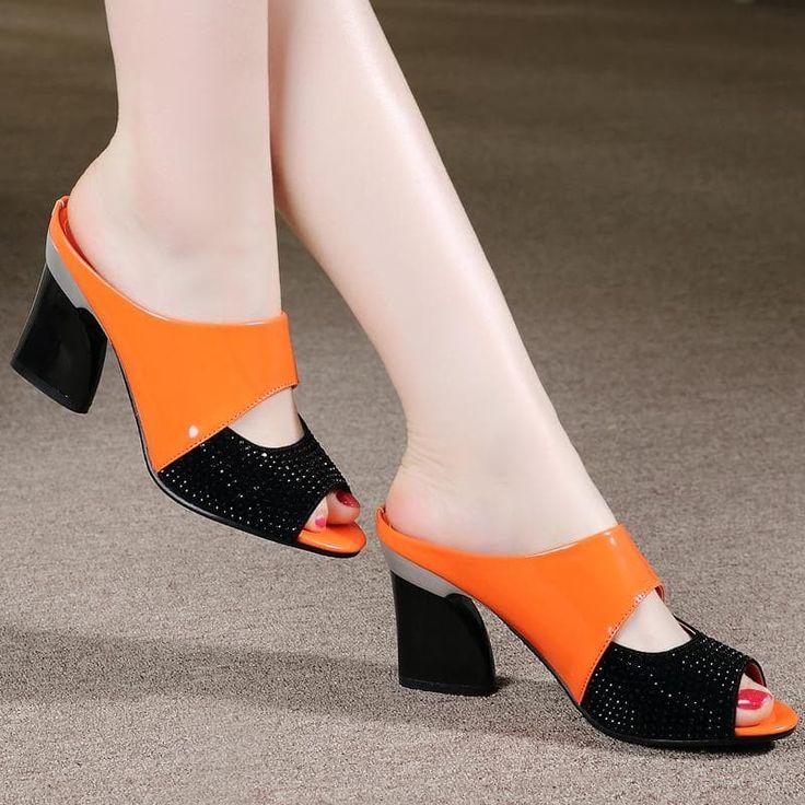 модные женские туфли 2017
