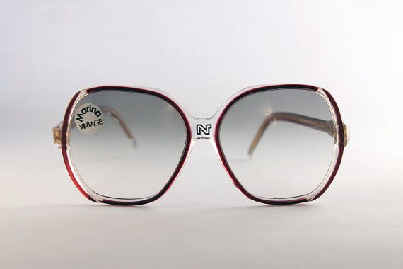#Vintage #sunglasses #NinaRicci di MarinaVintageItaly su Etsy