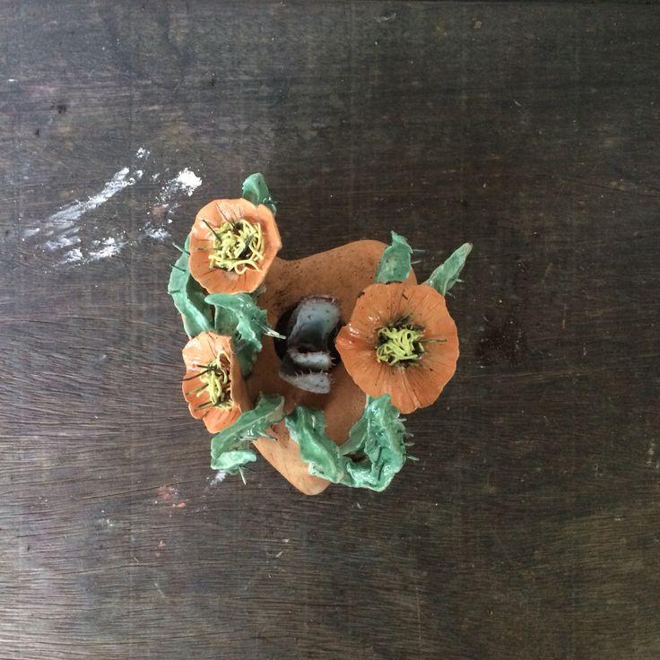 #2#cuoredicactus #ceramicacti #handmadeinitaly #madeinitaly #zanellazine
