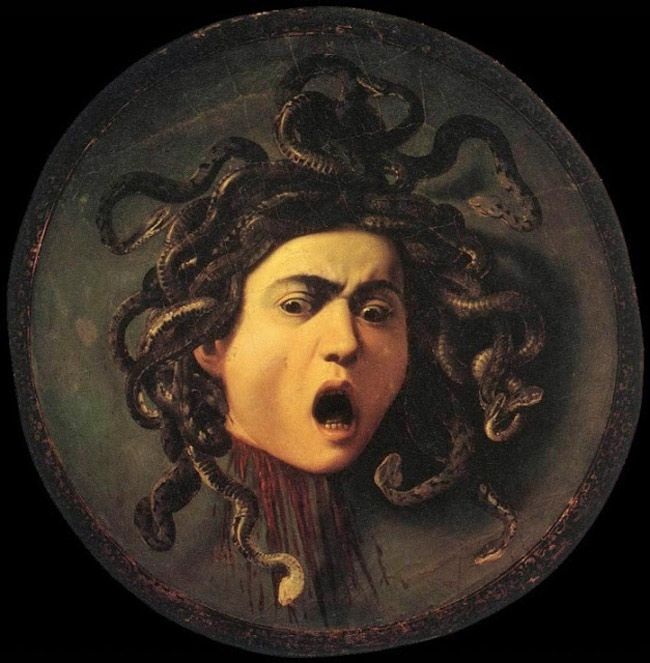 Part two of being inspired by Greek Mythology. You gotta check this one out with Medusa, nymphs, satyr's and more! #greek  #mythology #painting #art #inspiration #photography   #icarus   #echo  #narcissus #zues #caravaggio