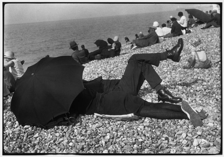 Magnum Photos: Henri Cartier-Bresson FRANCE. Normandy. Seine-Maritime. Dieppe. 1926.
