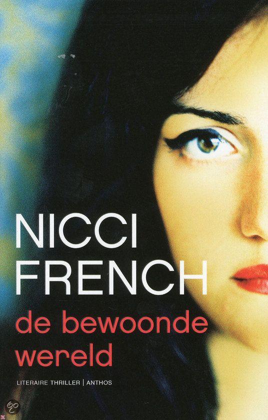 De bewoonde wereld, Nicci French   Nederlandse boeken