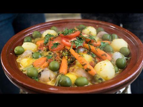 Berber tajine - Lamb recipes - African cuisine