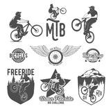 Logo Bike Downhill, Mountain Bike Logo Isolated. - Download From Over 51 Million High Quality Stock Photos, Images, Vectors. Sign up for FREE today. Image: 63217423