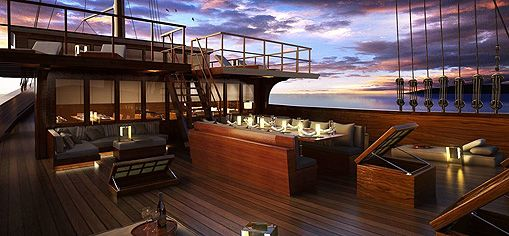 Indonesia Luxury Cruises, Moyo Island Luxury Beach Resort Cruise - Amanwana - amandira