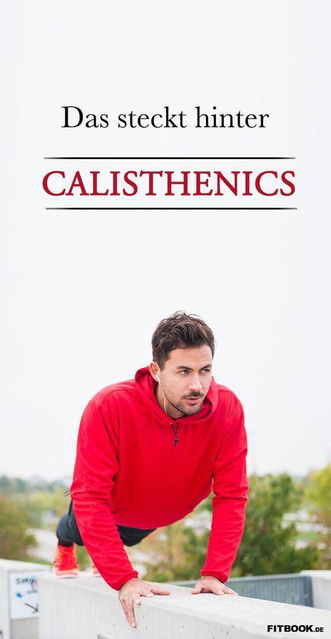 Calisthenics: Das eigene Körpergewicht reicht, um den perfekten Body zu bekommen – Juliane Ehrlich