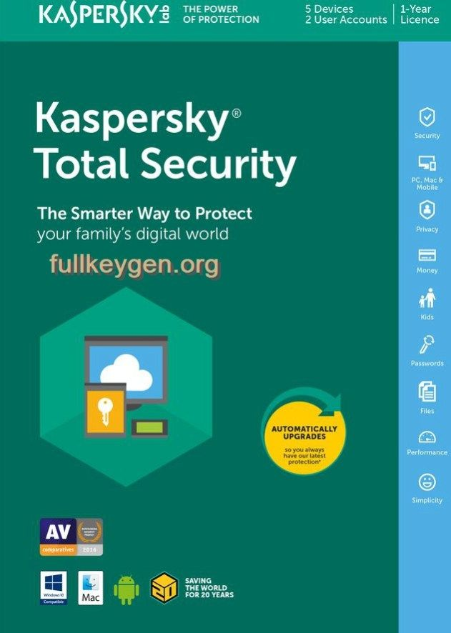 kaspersky total security activation code price