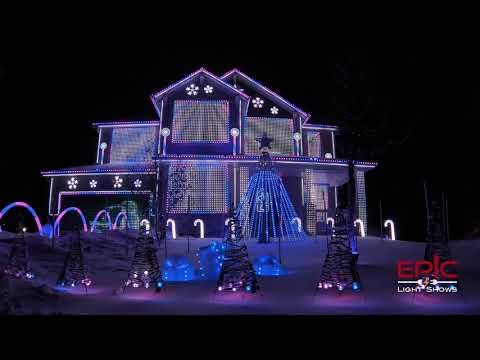 Trista Lights Little Drummer Boy Youtube Christmas Light Show King And Country Drummer Boy