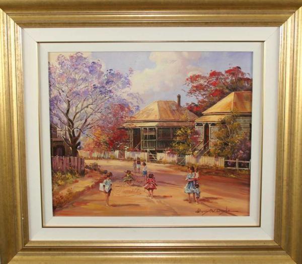 Hopscotch by d'Arcy W. DOYLE