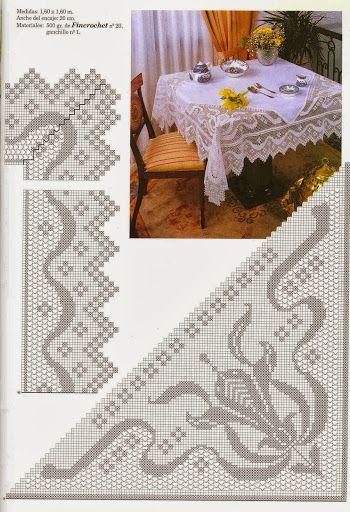 Manteles - Mary. XXII - Picasa Web Albums