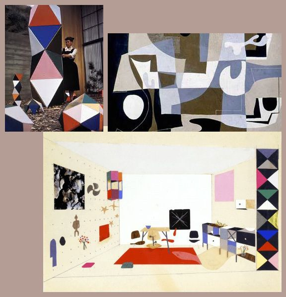 eames ray paintings drawings examples charles sculptures