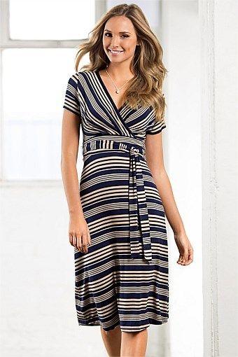 Dresses - Capture Crossover Dress