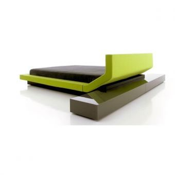 Letto Porro Lipla design by Massaud
