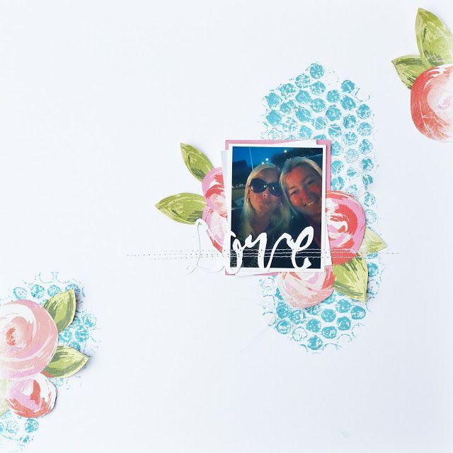 Scrapat helt enkelt: Lasting Memories -My last GD page