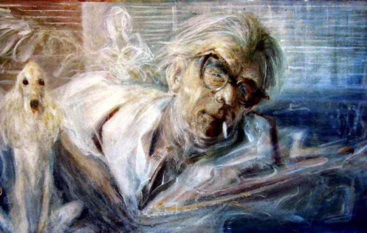 Self Portrait. William Dobell (1899-1970) Australia