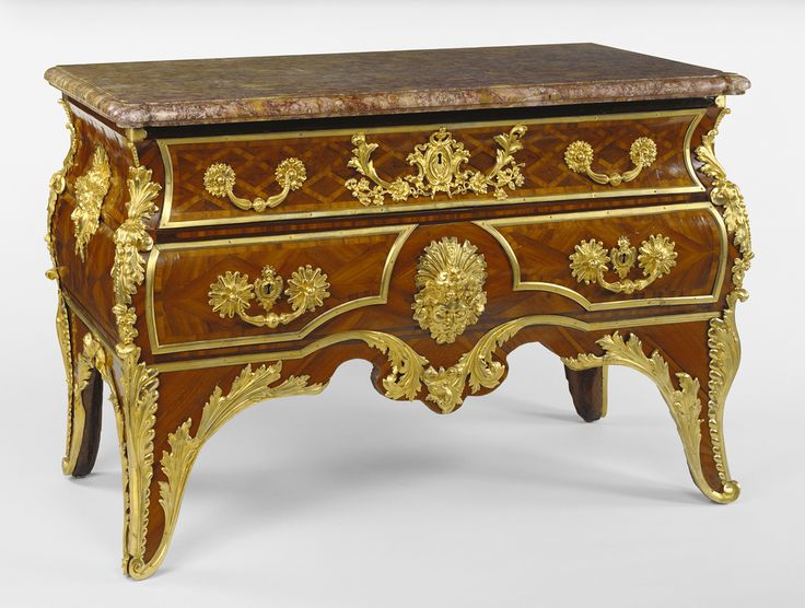 Solidly constructed chest of drawers is known as a commode literally