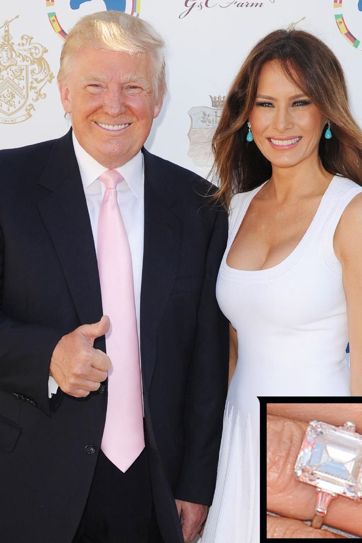 Melania Knauss and Donald Trump   In our Hollywood-obsessed society, people are constantly craving the latest breaking news about A-list stars. And this can mean the super mundane, like what *insert celebrity name here* had for breakfast. But the greatest hype surrounds celeb relationships–who's dating who (or let's face it, who's merely spotted next to whom), where they're wining and dining, and especially anything to do with celebrity weddings. From the moment someone gets engaged, there…