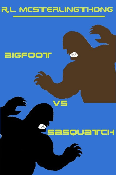 Bigfoot vs. Sasquatch, my 1975 best seller was ground breaking at the time...