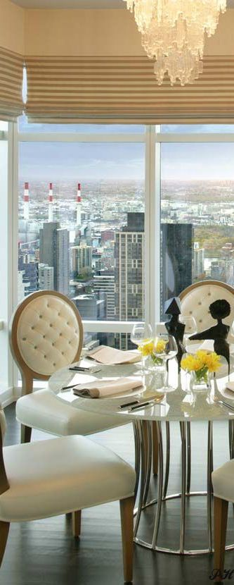Dining with a view ONLY FOR MY BILLIONAIRE BABE IN HER LUXURY PENTHOUSE IN NYC..BELLA DONNA