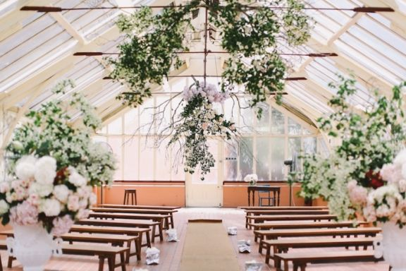 Sydney Royal Botanic Gardens Venue - To Die For || Photography by Lara Hotz