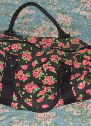 Kup mój przedmiot na #vintedpl http://www.vinted.pl/damskie-torby/torby-do-reki/3752900-torebka-atmosphere-primark-floral