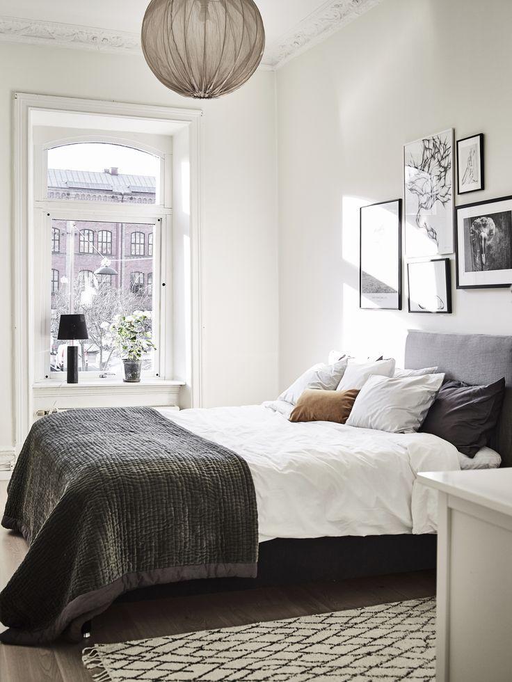 Scandinavian interior design schlafzimmer bedrooms for Scandinavian interior design inspiration