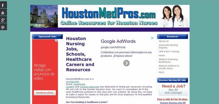 Houston Nursing Jobs, Schools  Healthcare Careers Rn Lvn -6266