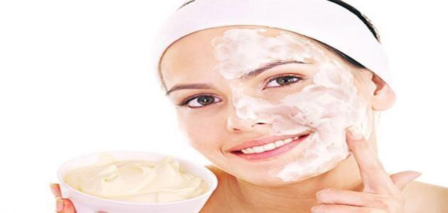 ماسك للحبوب في البشرة الدهنية Kefir Face Natural Beauty Tips Skin Food
