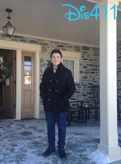 Photo: Bradley Steven Perry Will Miss The East Coast January 3, 2014