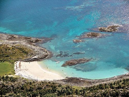 Eidem Beach, Vegaøyan, Norway (UNESCO World Heritage Site)