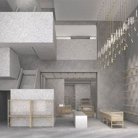 David Chipperfield's Valentino flagship store set to open in New York.