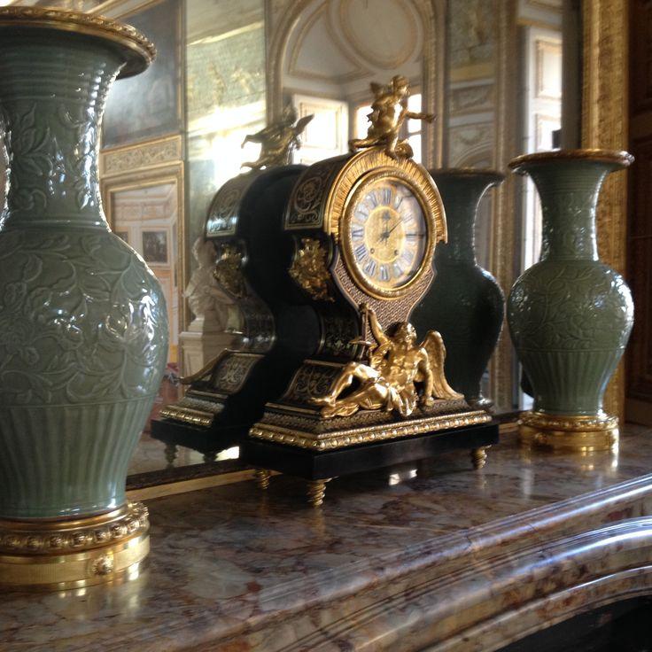 Versailles: Detail