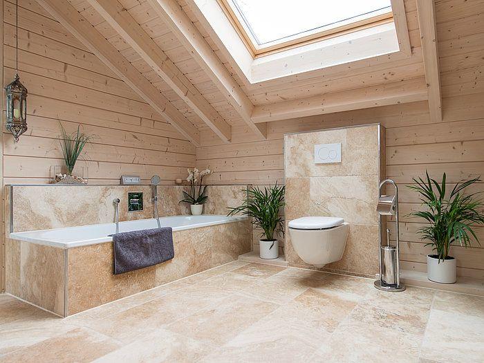 45 best Carrelage Salle de bain images on Pinterest Bathroom - carrelage en pierre naturelle salle de bain