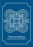 - Finnish good luck symbol -