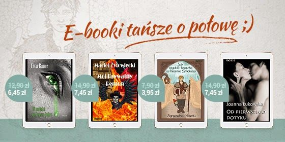 Kupony Promocyjne ePartnerzy.com - ebooki, eprasa, audiobooki - prezenty, promocje, rabaty: Wydawnictwo RW2010 - Cała oferta -50% taniej