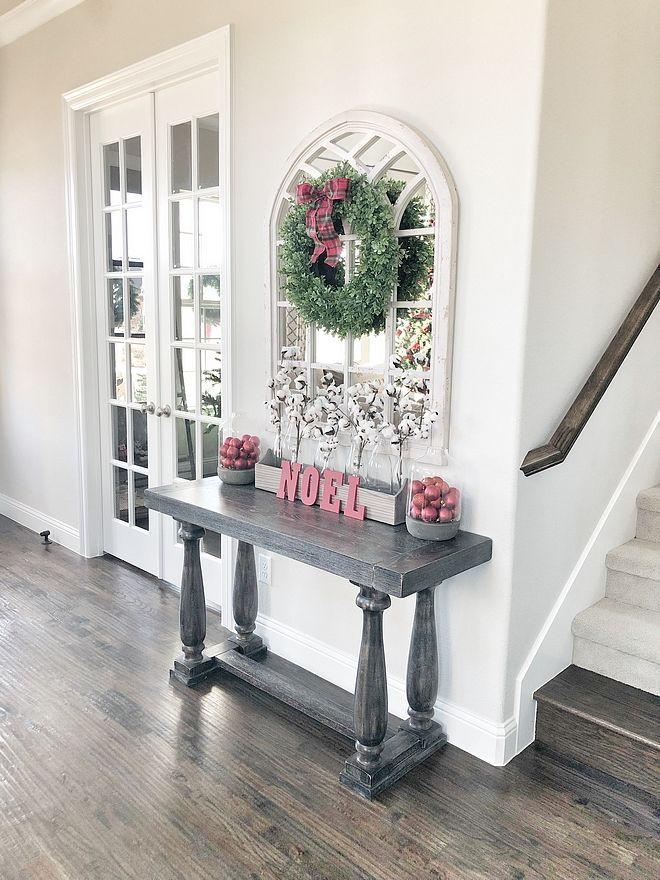 2018 Christmas Decorating Ideas Home Bunch Interior Design Ideas Entry Table Decor Hallway Table Decor Decor