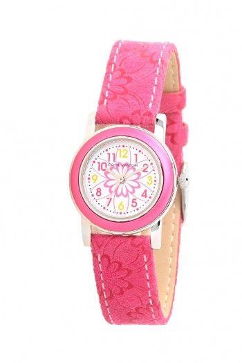 Cool Watch Flowertastic kinderhorloge CW 120044 | JewelandWatch.com