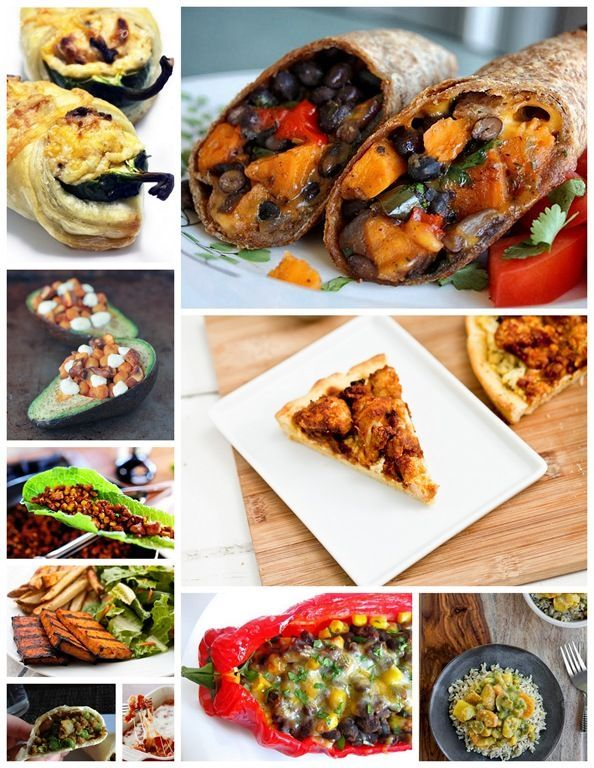 30 Amazing Meatless Meals