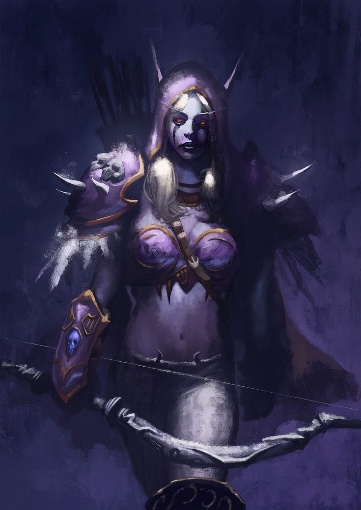 #warcraft #sylvanas #coursevent #windrunner