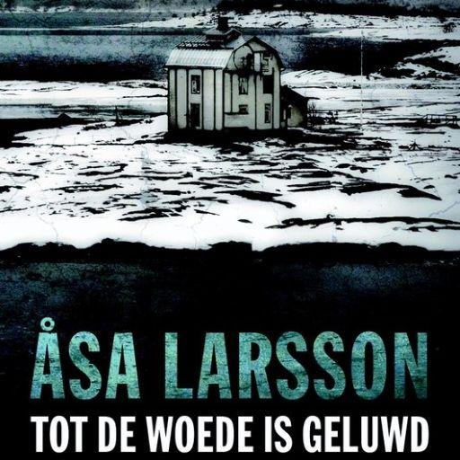 Tot de woede is geluwd   Åsa Larsson: In het noorden van Zweden gaan een jongen en een meisje duiken naar een vliegtuigwrak, met een fatale…