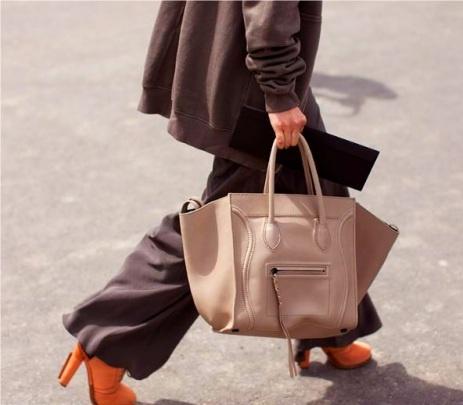 Celine Phantom bag, love the nude! | Celine Phantom Bag ...