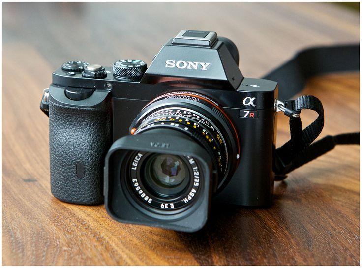 Sony A7 + Leica lens