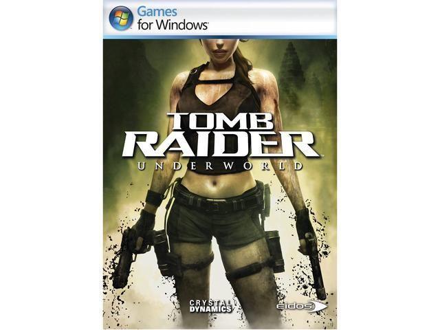 [newegg] Tomb Raider: Underworld ($2.25/-75%)