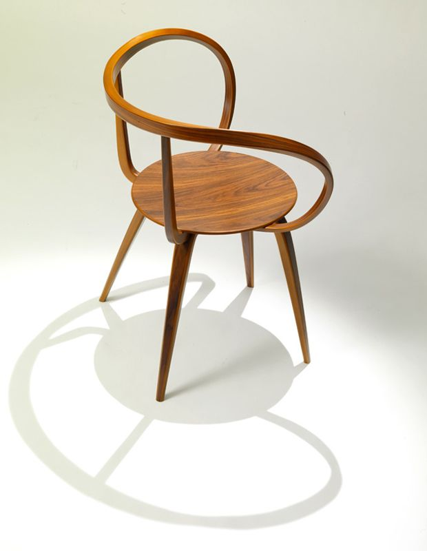 The Pretzel Chair by George Nelson