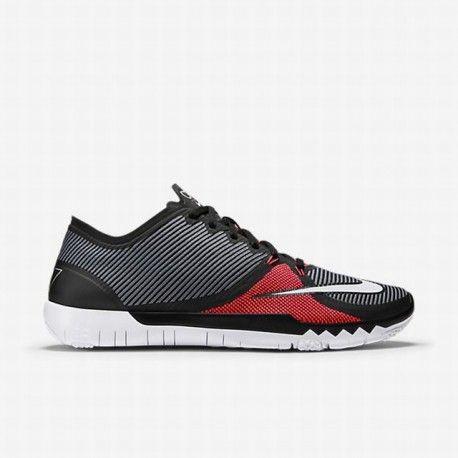 c23b54cfb3f3 Nike Men s Cool Grey Black Bright Crimson Cool Grey Free 3.0 CR7 Madeira  Training Shoe