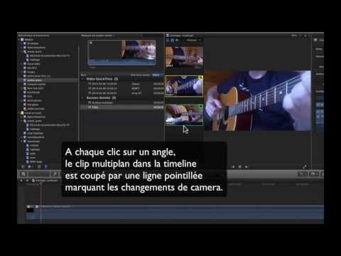 FCPX #33 Montage Multicam - YouTube