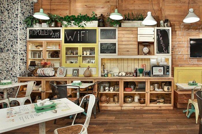 China DIY Kitchen Design Style Economy Kitchen Cabinet Dark Brown ...
