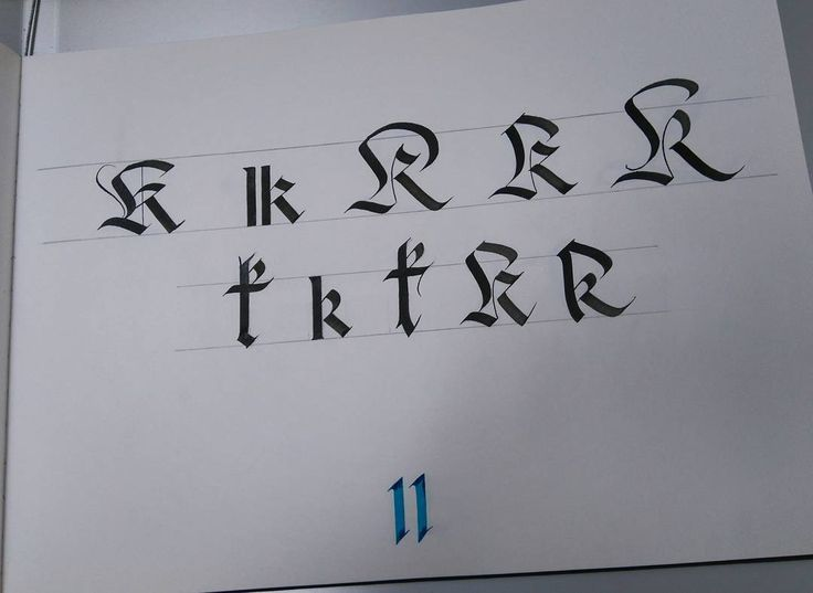 Best gothic calligraphy images on pinterest