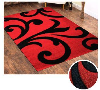 Diamond Red Black image 1