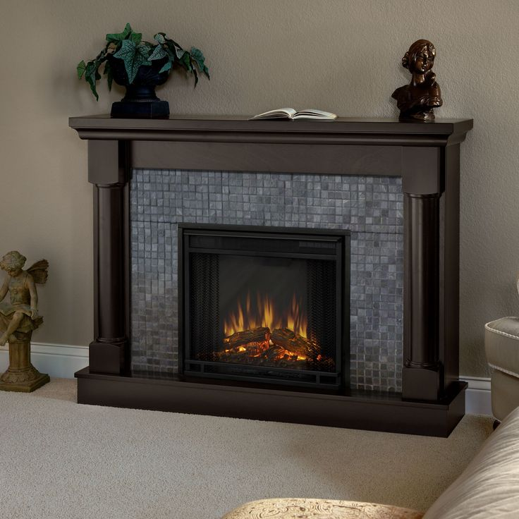 2856 Best Images About Black Electric Fireplace On Pinterest